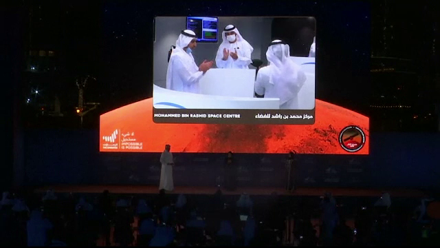 Emiratele Arabe Unite, primul stat arab cu o sondă spaţială pe orbita planetei Marte