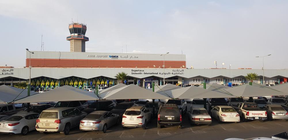 Avion civil incendiat de rebeli houthi, pe un aeroport din Arabia Saudită