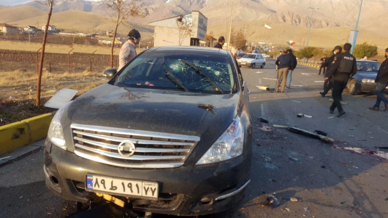Presa internațională: Șeful programului nuclear iranian, ucis de Israel cu o armă automată de o tonă