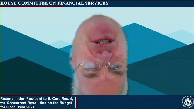 Un politician din Minnesota a apărut cu capul în jos la o ședință online dedicată finanțelor statului