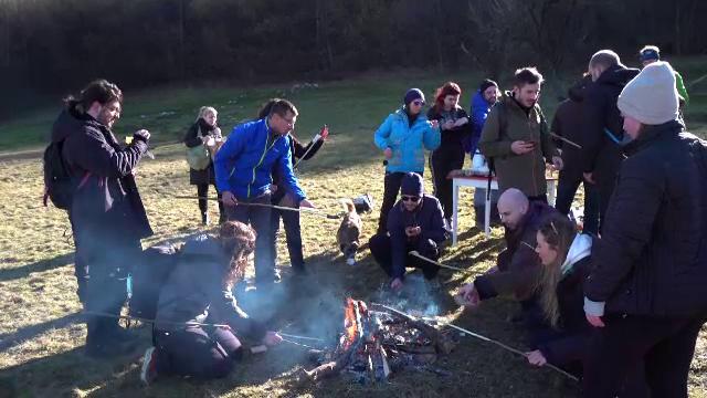 A început sezonul de brunch-uri în Mărginimea Sibiului. Cât vor scoate turiștii din buzunar pentru o zi în natură
