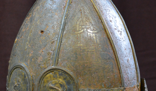 Unde a fost ascuns coiful viking de o valoare incomensurabilă, recuperat la Iași după 10 ani. Era folosit în scopuri magice