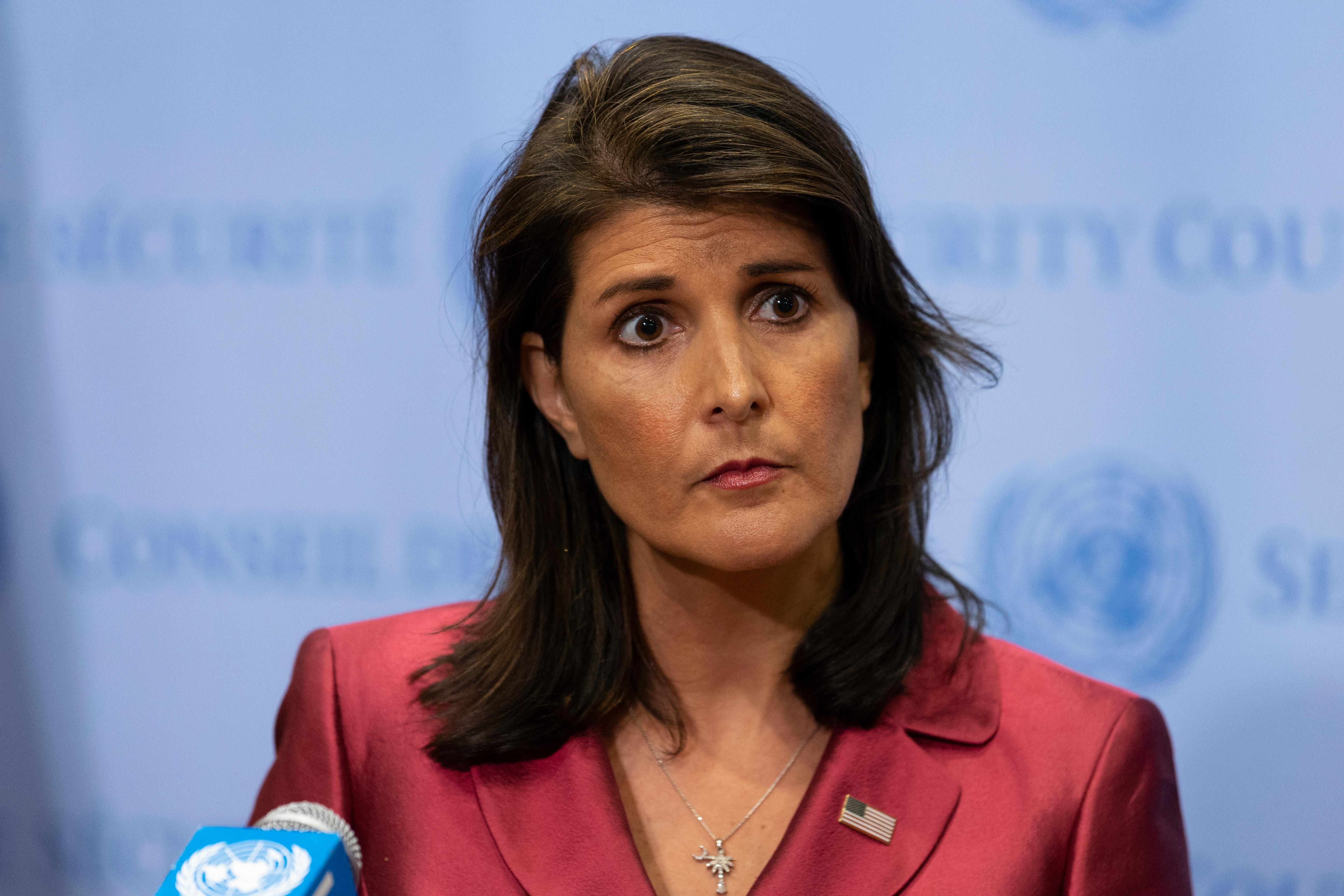 Nikki Haley, fosta ambasadoare SUA la ONU, consideră că Donald Trump nu va mai putea candida în 2024