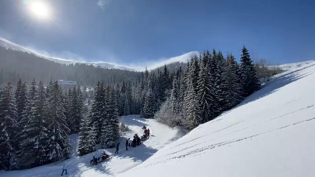 Munții Călimani, un colț de Rai. Când au erupt ultima dată și ce dovezi s-au găsit despre castelul lui Dracula