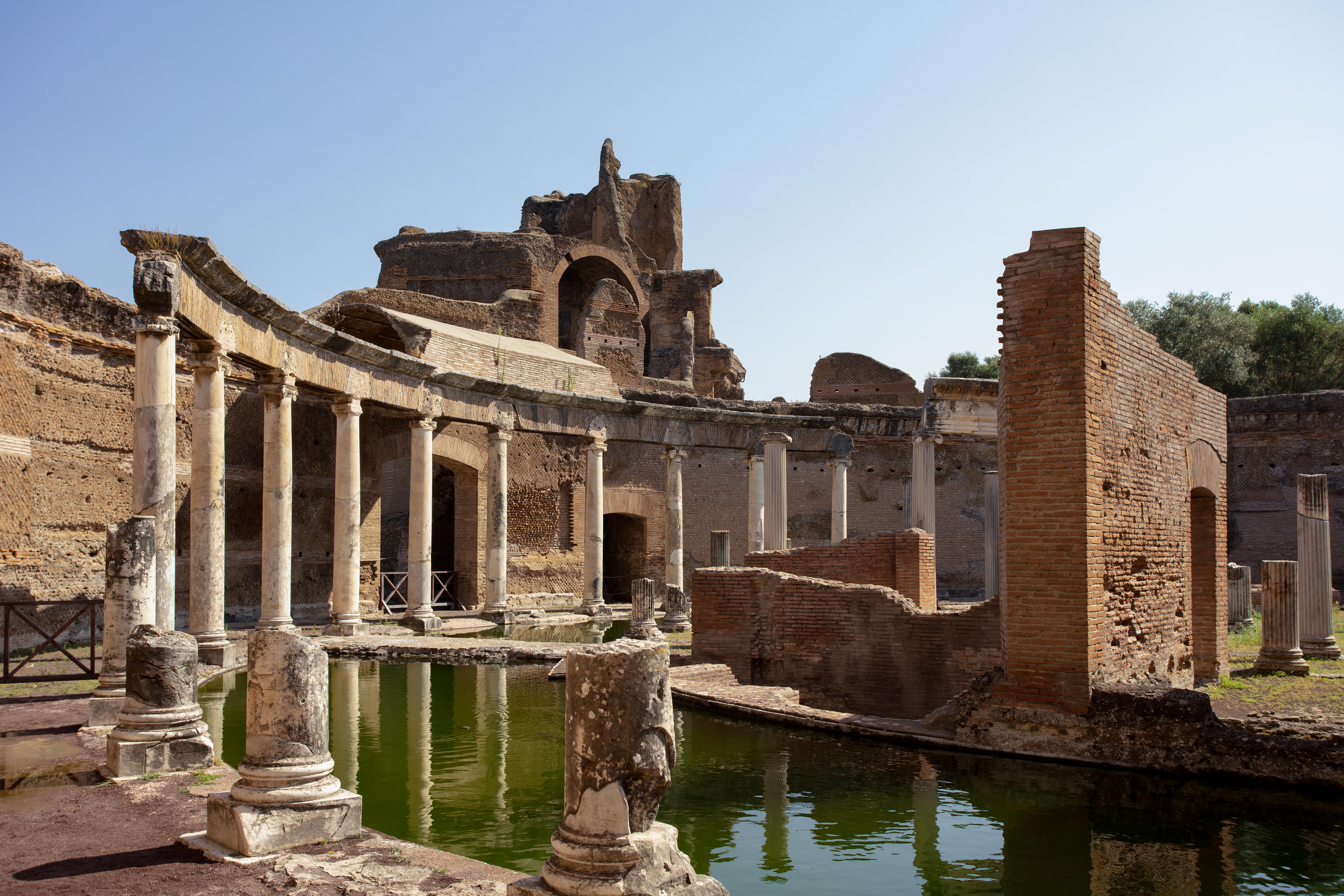 Cea mai luxoasă sală de banchet din imperiul roman, descoperită de arheologi la Tivoli