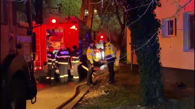 Incendiu la o grădiniță din Timișoara. Pompierii au intervenit de urgență