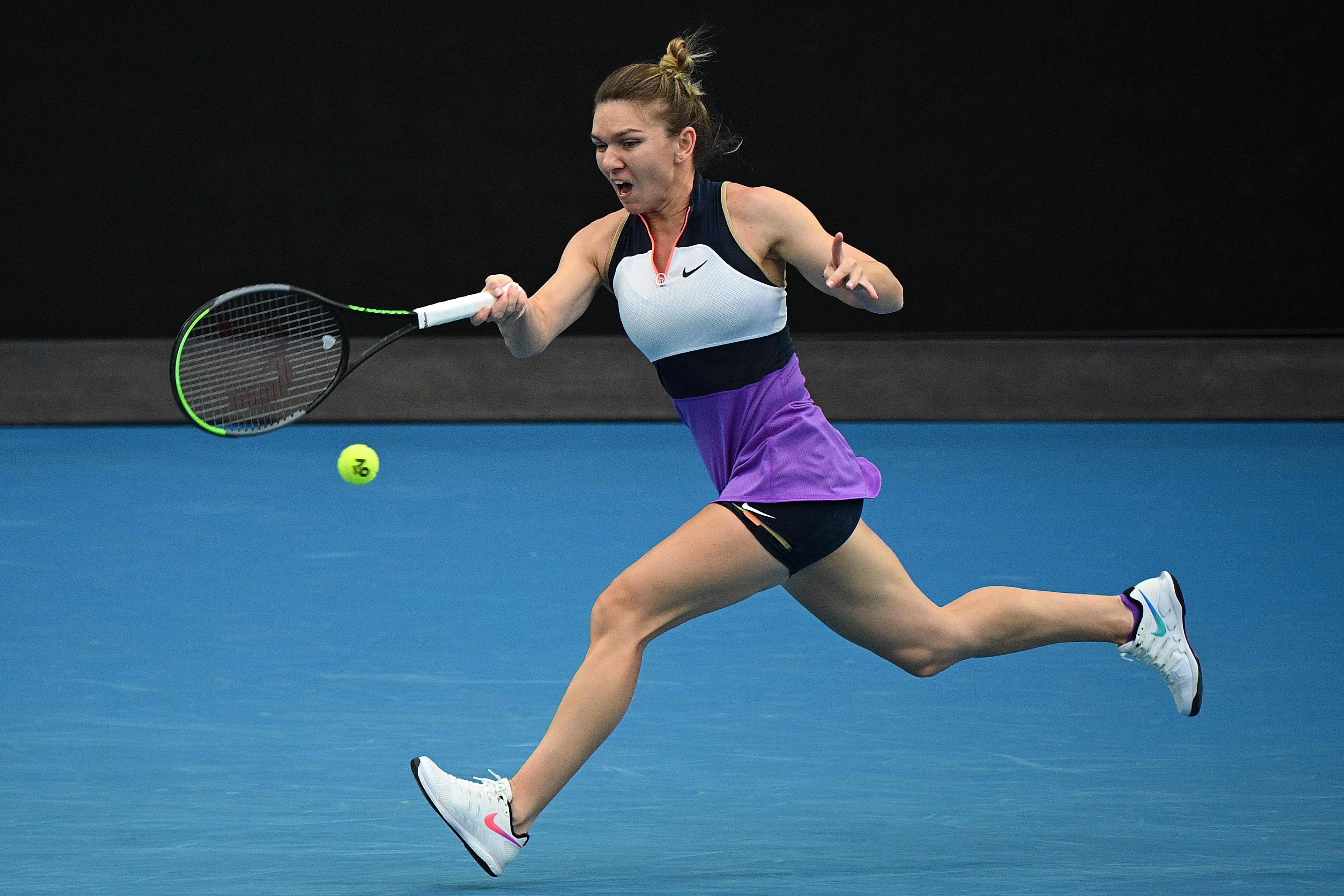 Simona Halep, învinsă de Serena Williams cu 2-0 în sferturile Australian Open