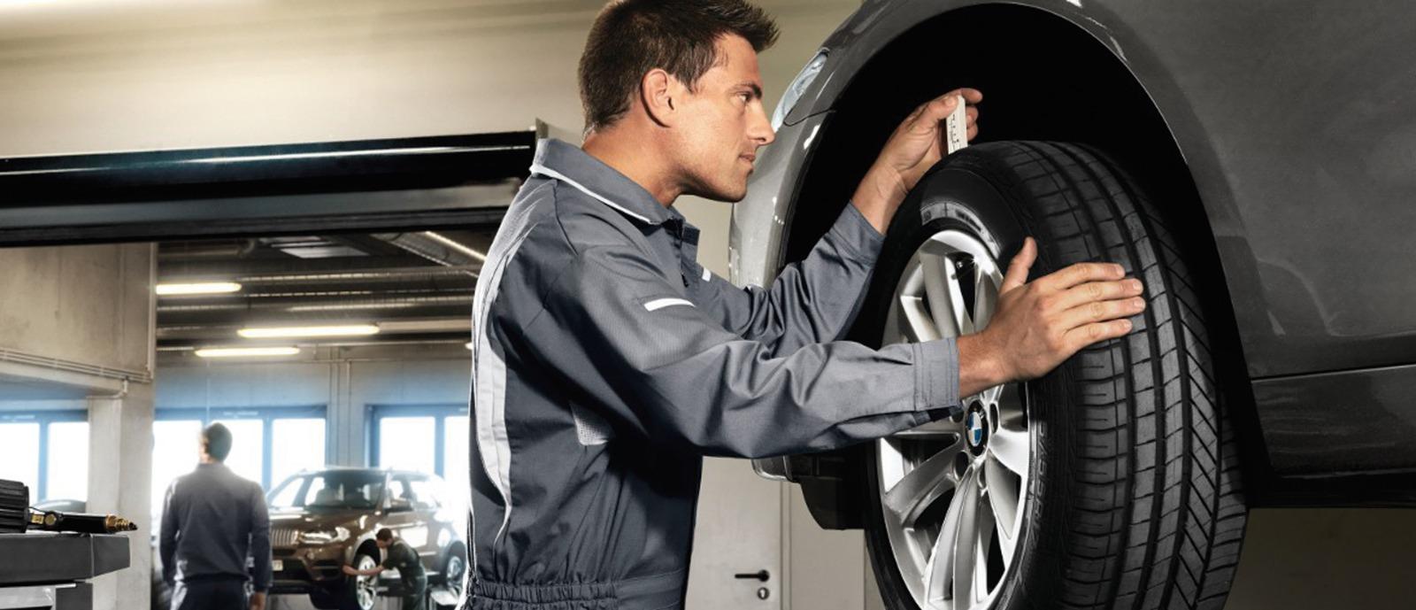 (P) O revizie BMW corectă se realizează într-un service specializat!