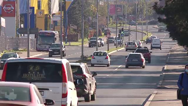 Limită de viteză de 30 km/oră. Un oraș din România vrea să introducă această restricție
