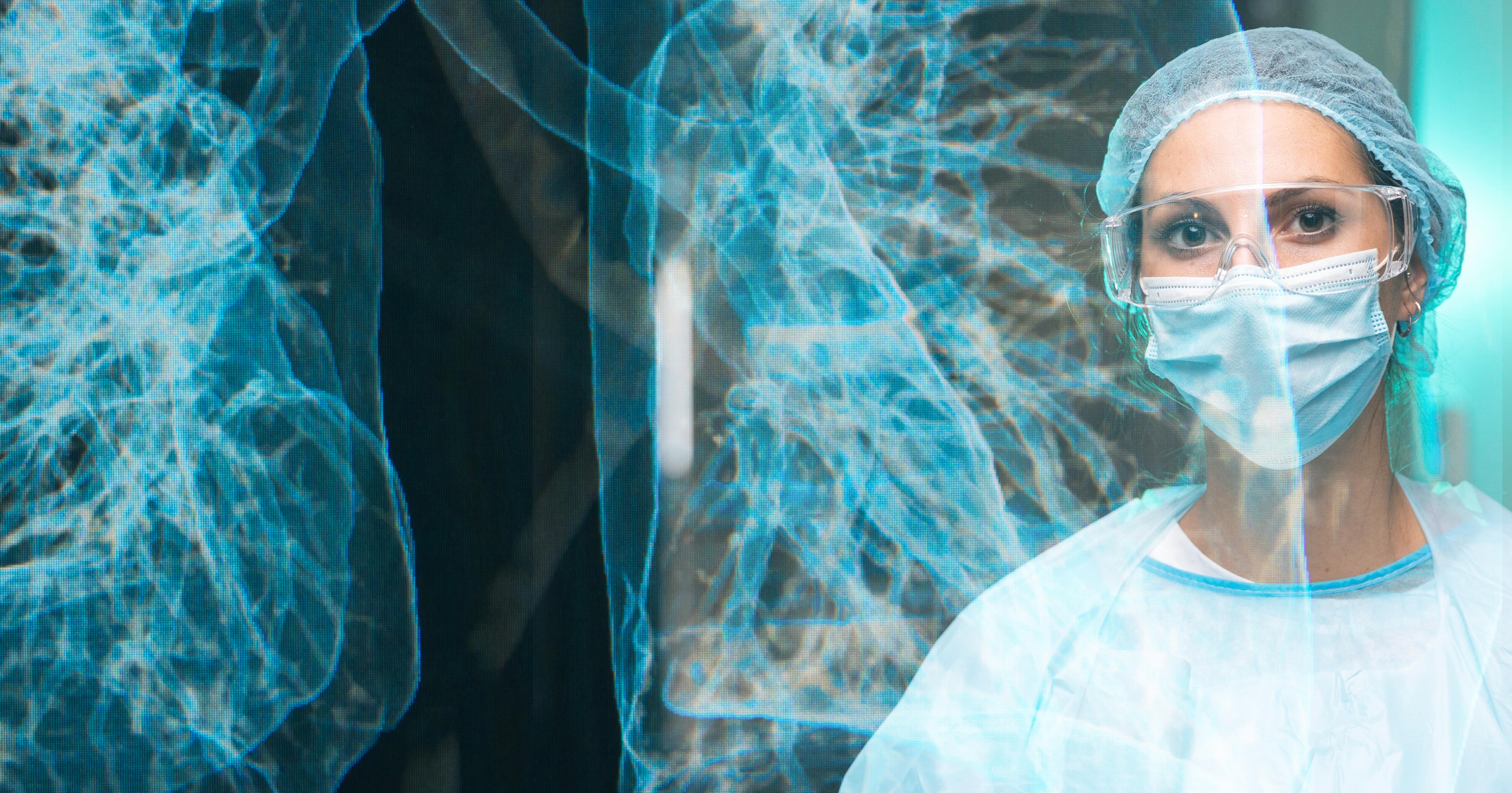 Rolul tomografiei computerizate în monitorizarea pacienților vindecați de COVID-19