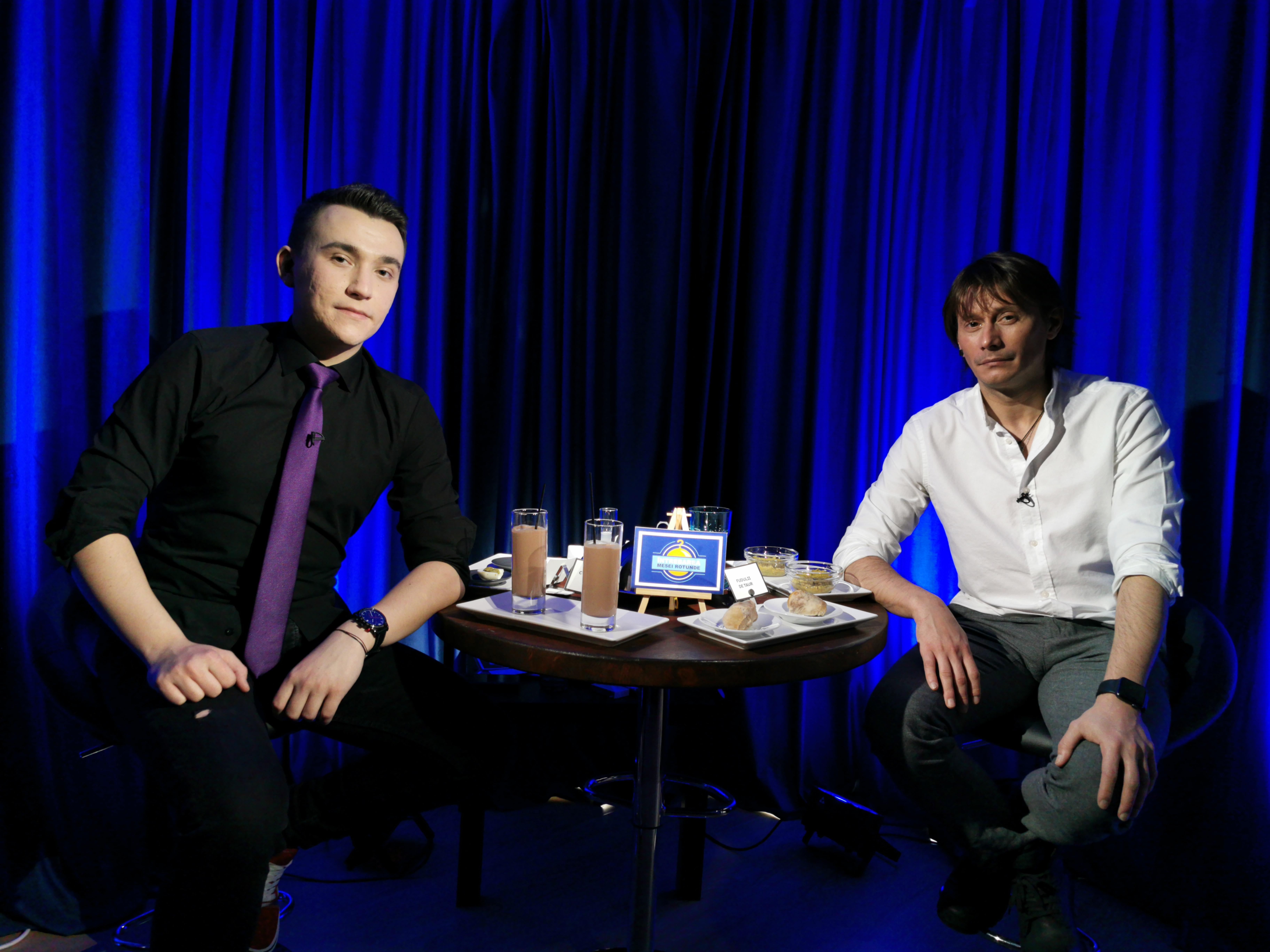 """Marius Manole este noul prezentator al emisiunii """"Întrebarea mesei rotunde"""" pe PRO TV PLUS"""