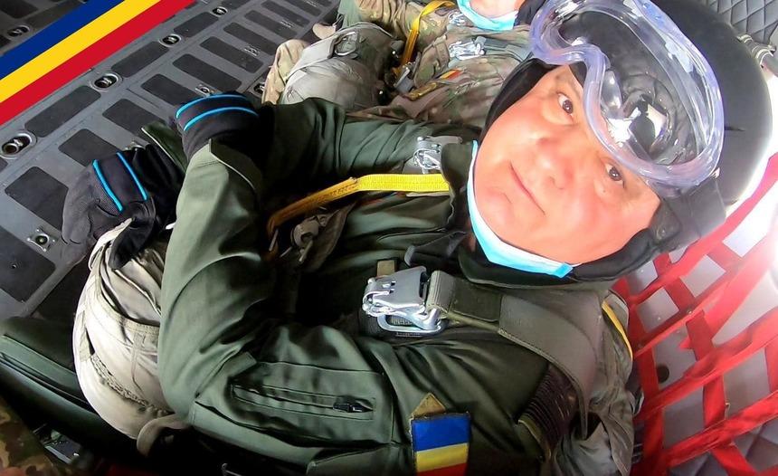 Colonelul Gheorghe Năstăsescu, cu o experiență de 32 de ani în Armata Română, a murit de Covid-19