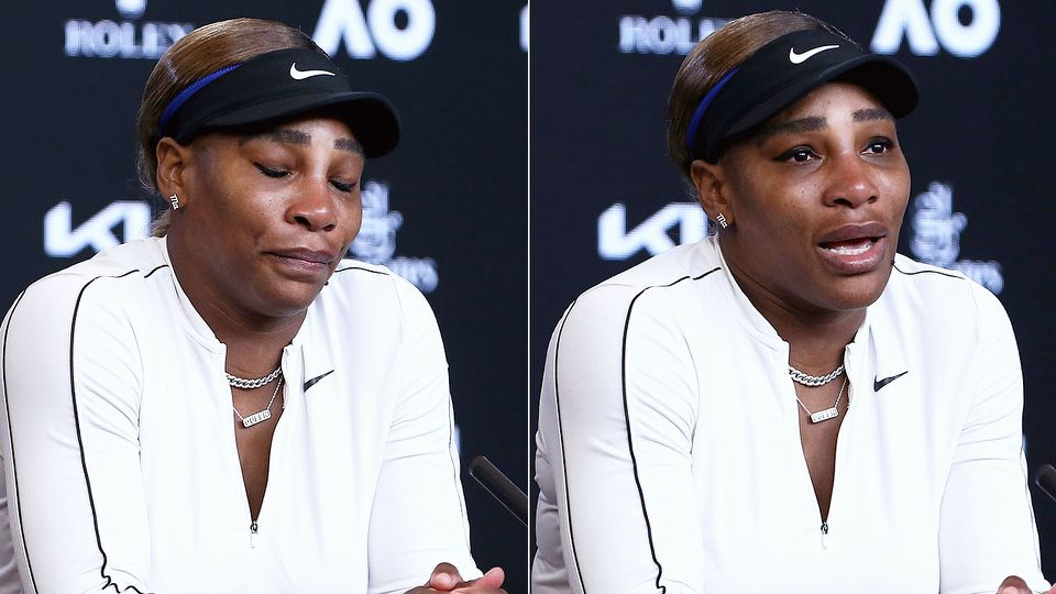 Naomi Osaka a învins-o pe Serena Williams la Australian Open, care a părăsit conferința în lacrimi. VIDEO