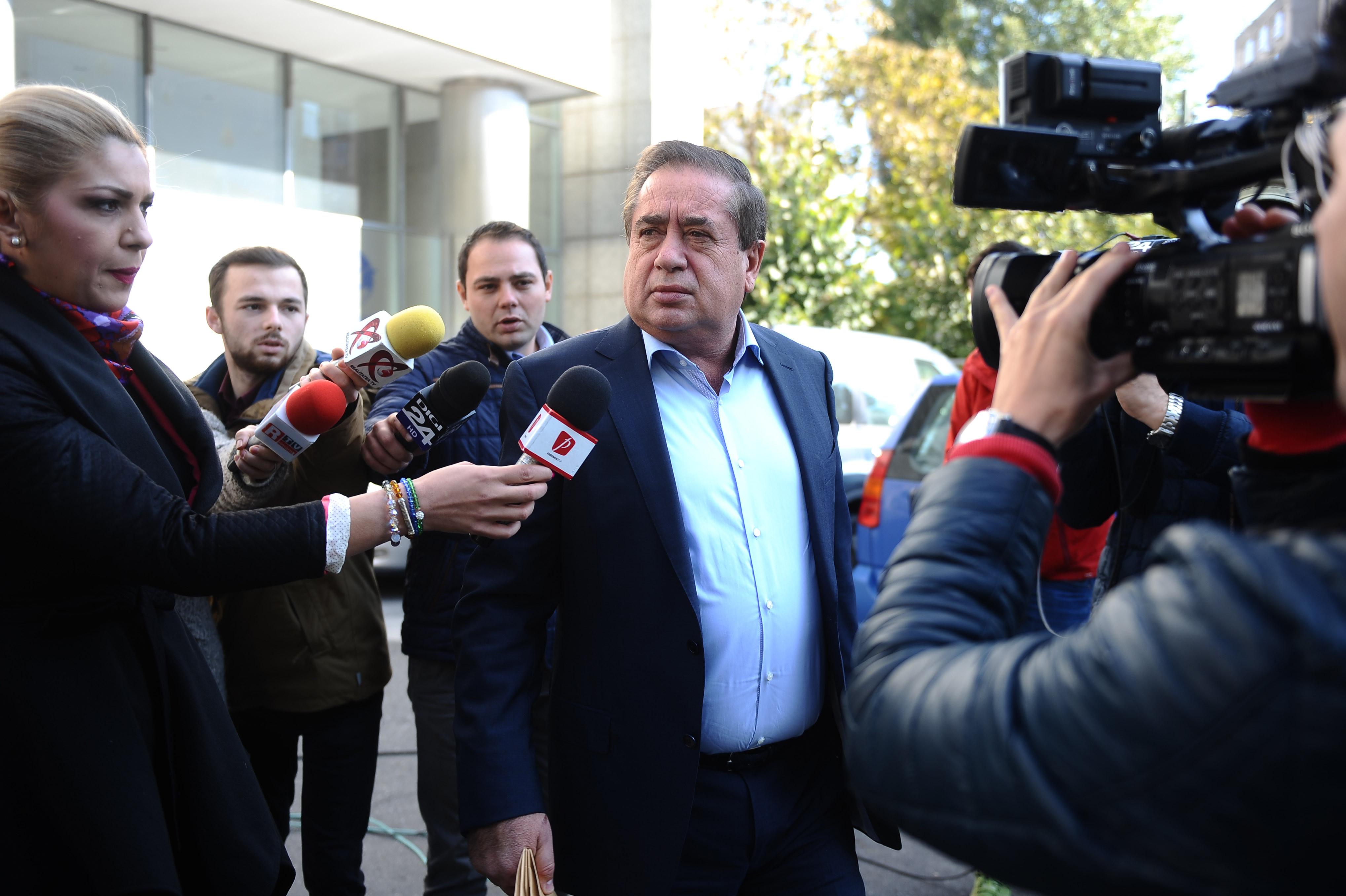 Omul de afaceri Ioan Niculae a fost condamnat la 5 ani de închisoare cu executare. Decizia este definitivă