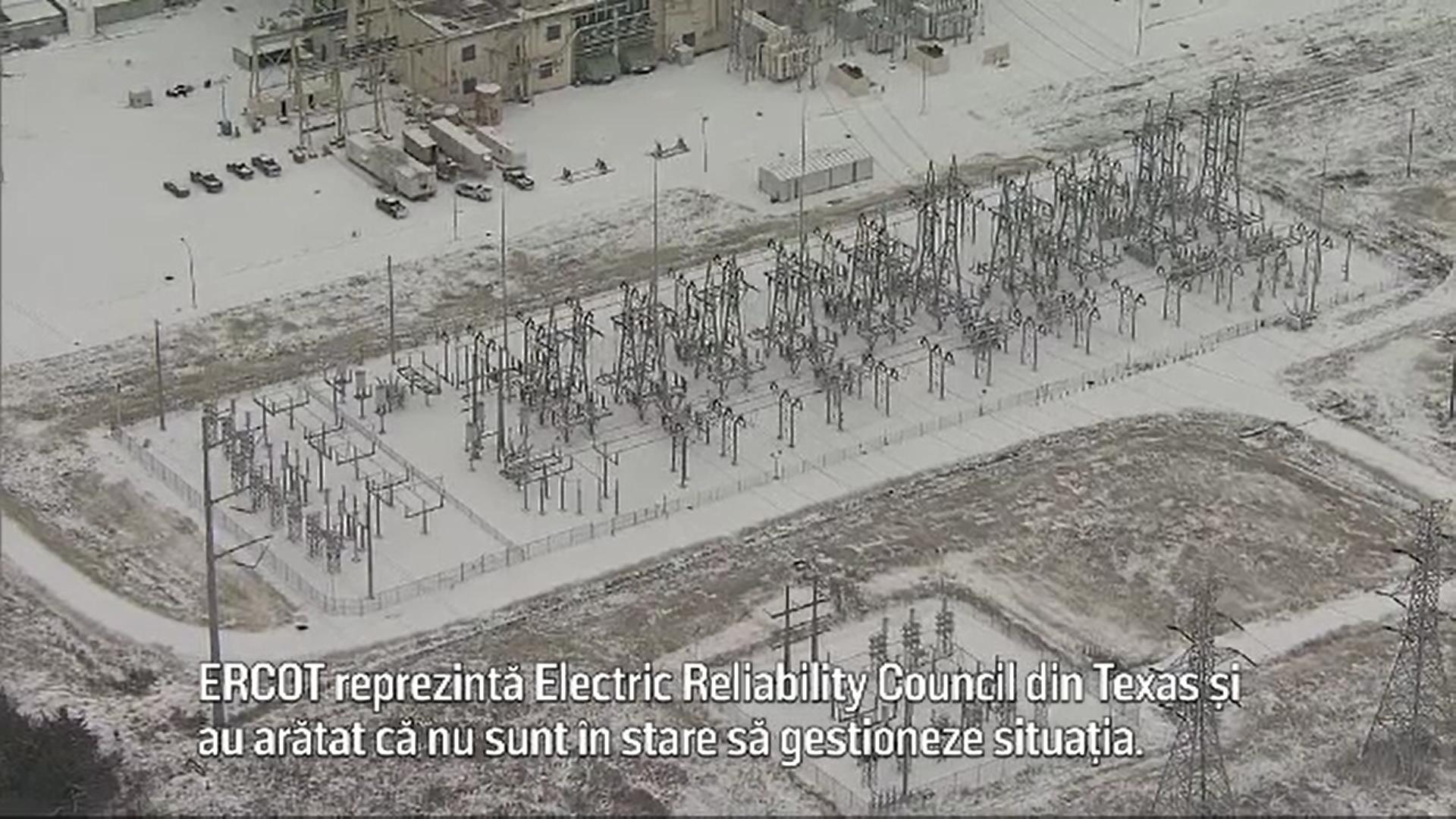 Reţeaua de distribuţie a energiei din statul Texas a fost la câteva minute de colaps