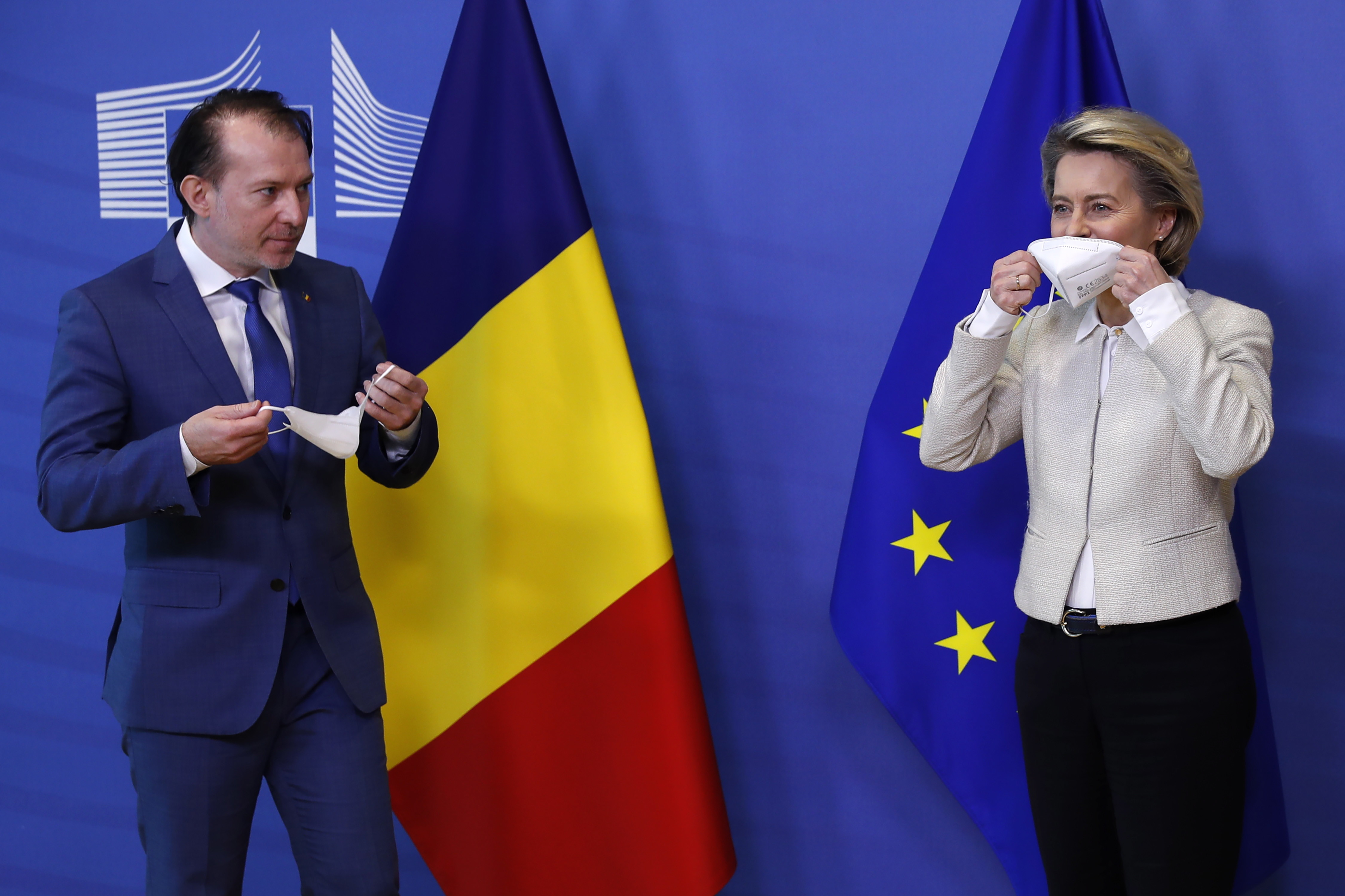 Gheorghe Falcă: În 23 septembrie, Ursula von der Leyen vine în România și semnăm PNRR