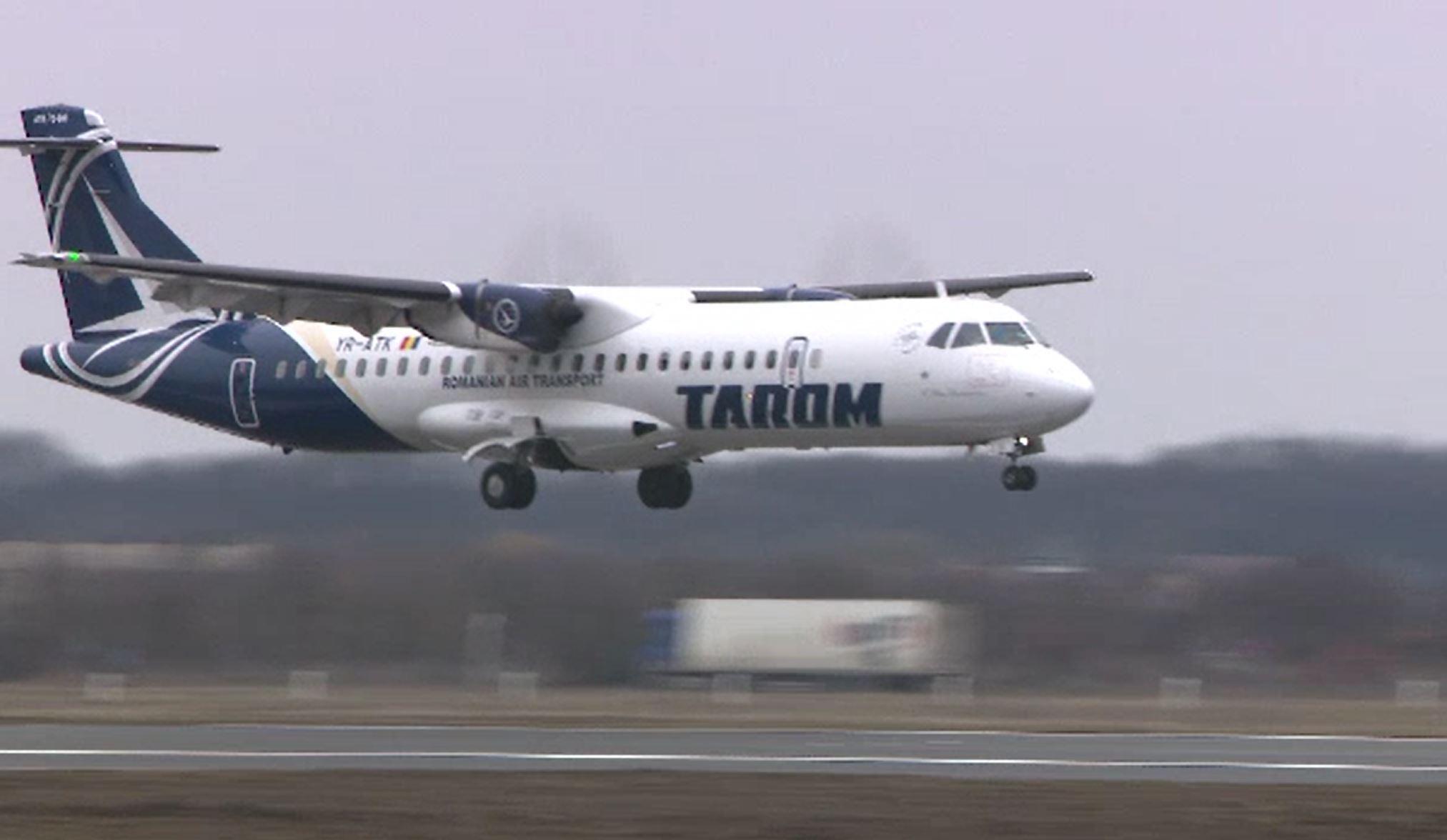 Pistă reparată în timp record pe aeroportul Otopeni, în ciuda problemelor financiare grave