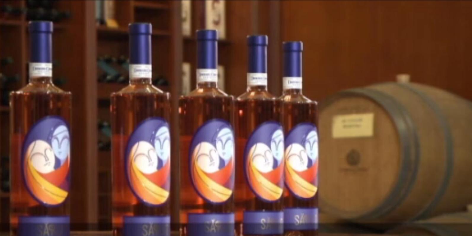 (P) Vinul SĂRUT, un omagiu adus lui Brâncuși