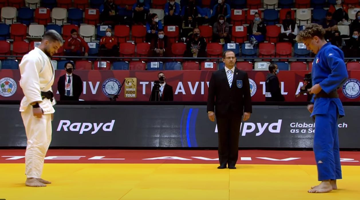 Alexandru Raicu a câştigat categoria 73 kg la Grand Slam-ul de Judo de la Tel Aviv