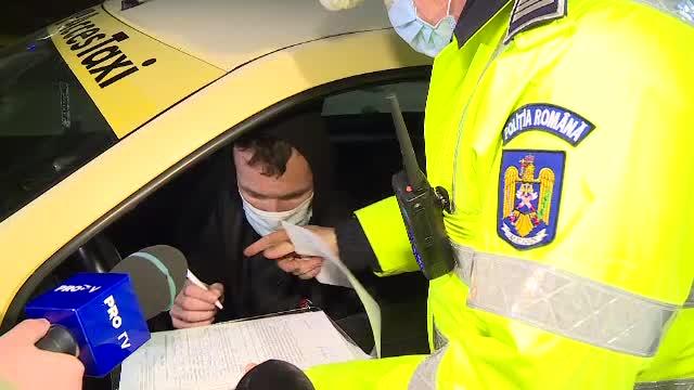 """Metoda prin care taximetriștii păcălesc Fiscul în București: """"Au curentat cursa"""""""