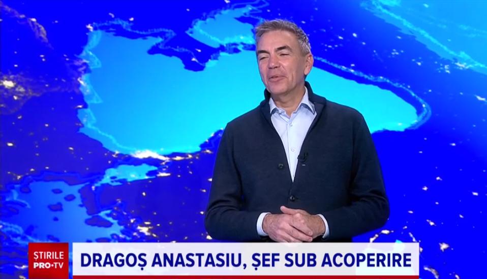 """Dragoș Anastasiu, despre Covid-19: """"Cred că turismul nu reprezintă un pericol, ba dimpotrivă"""""""