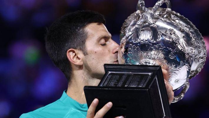 Novak Djokovic a câștigat Australian Open. Este a noua oară când reușește această performanță