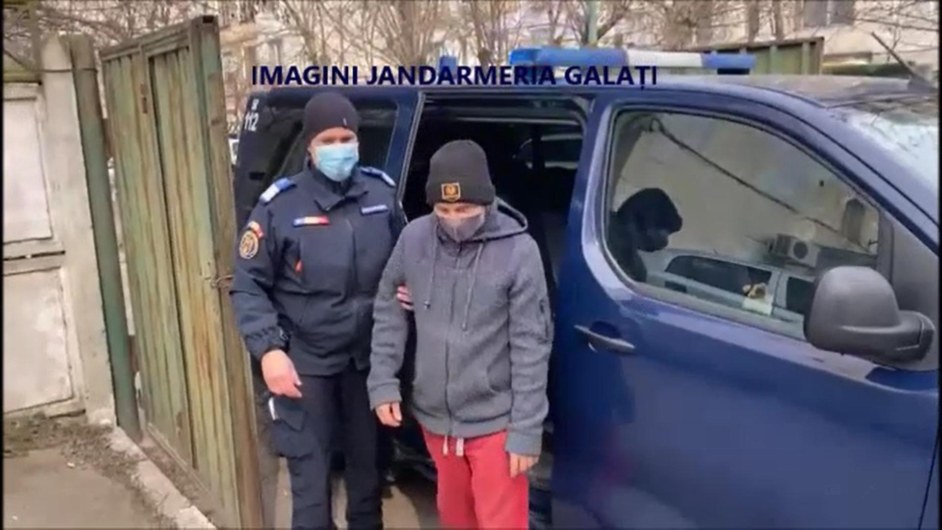 Un bărbat din Galaţi a fost prins la volan fără permis pentru a doua oară în ultimele șase luni