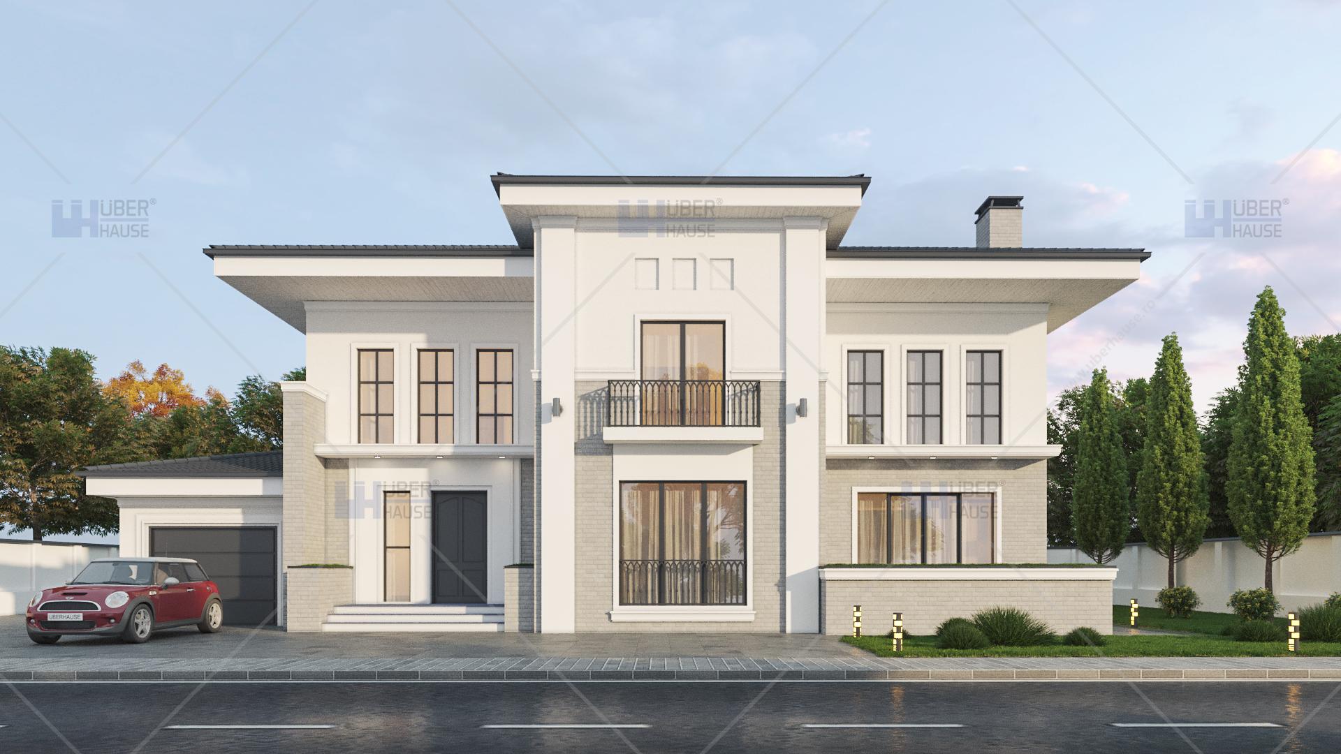 (P) Care sunt aspectele de care trebuie să ții cont în alegerea unui proiect pentru viitoarea ta casă?