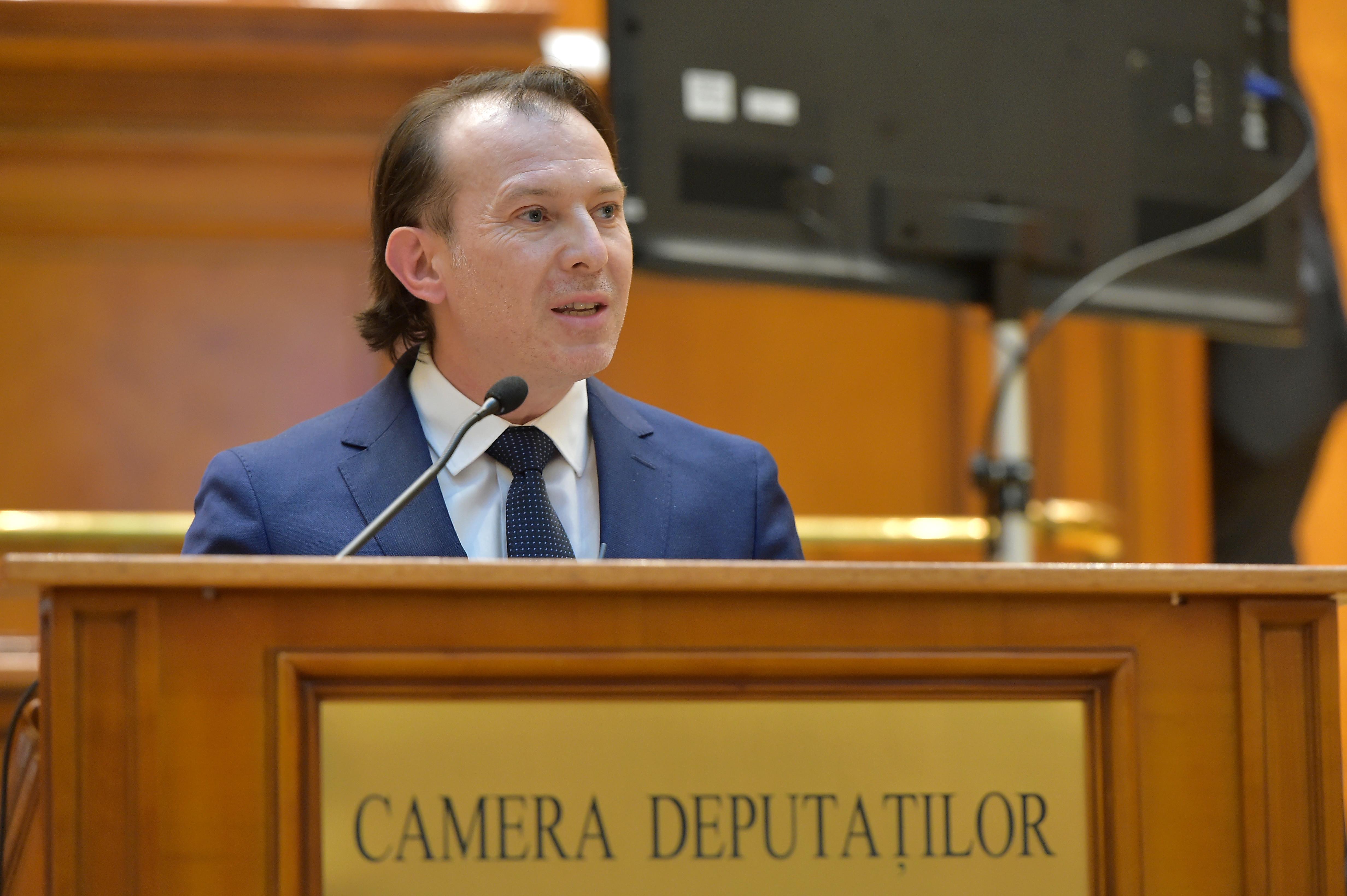 Legea bugetului de stat pe anul 2021 a ajuns în Parlament, pentru dezbatere şi aprobare