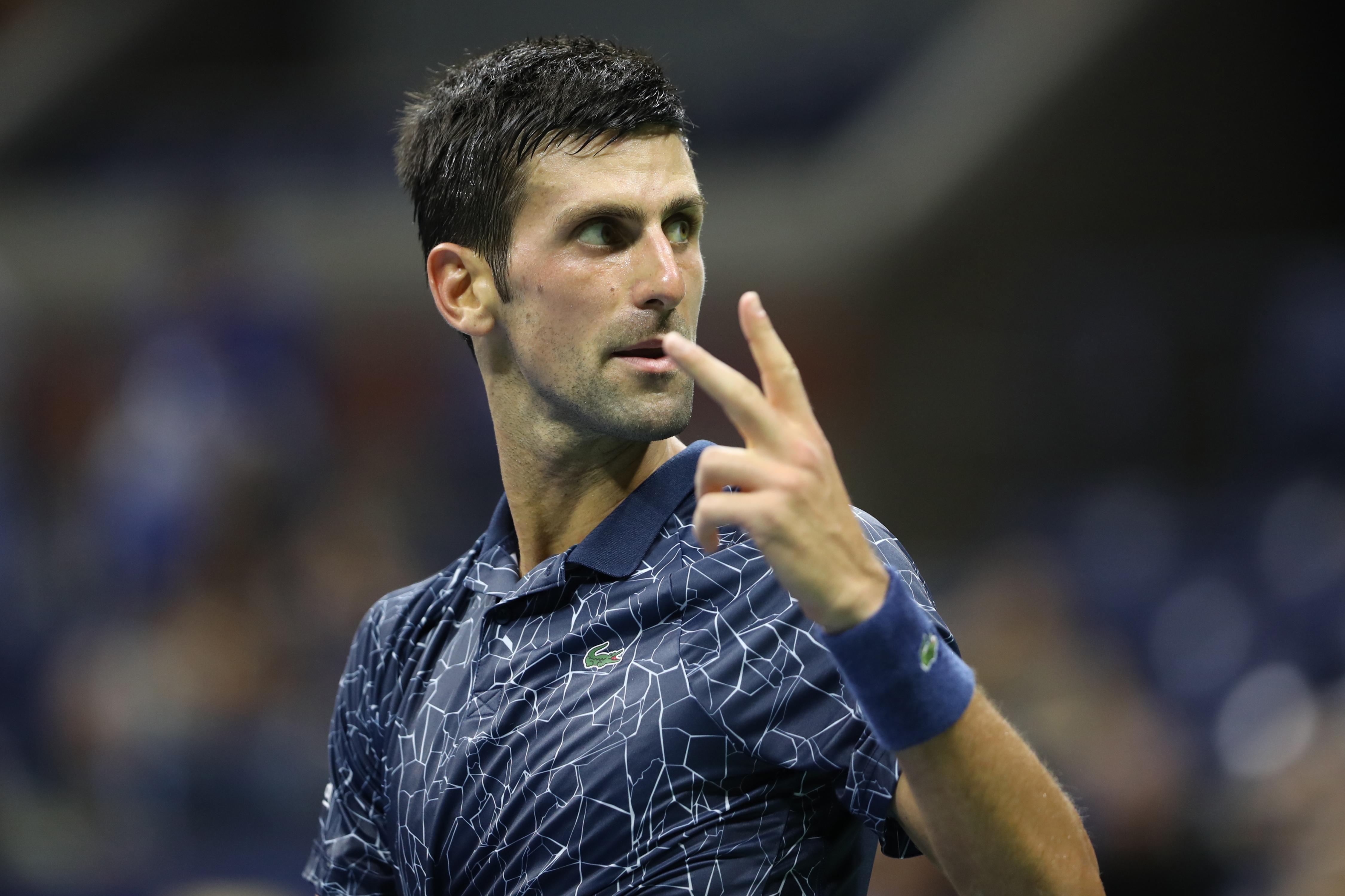 Novak Djokovic: Nu voi spune dacă m-am vaccinat sau nu