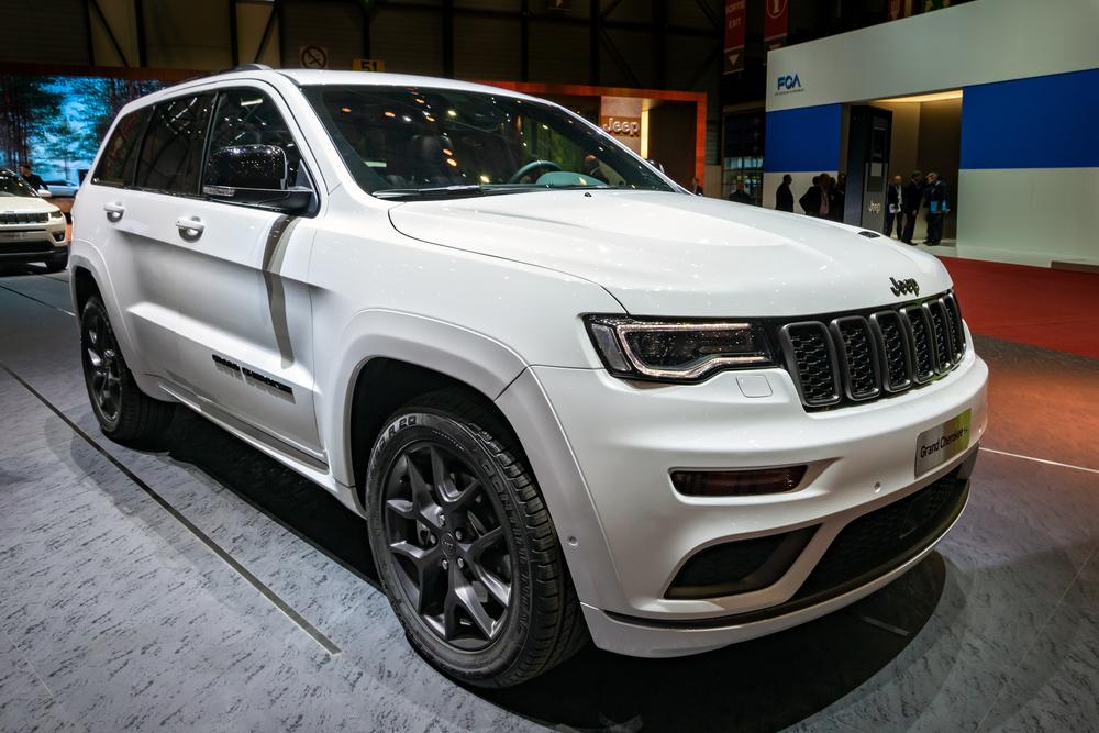 Tribul Cherokee a cerut constructorului auto Jeep să nu îi mai utilizeze numele