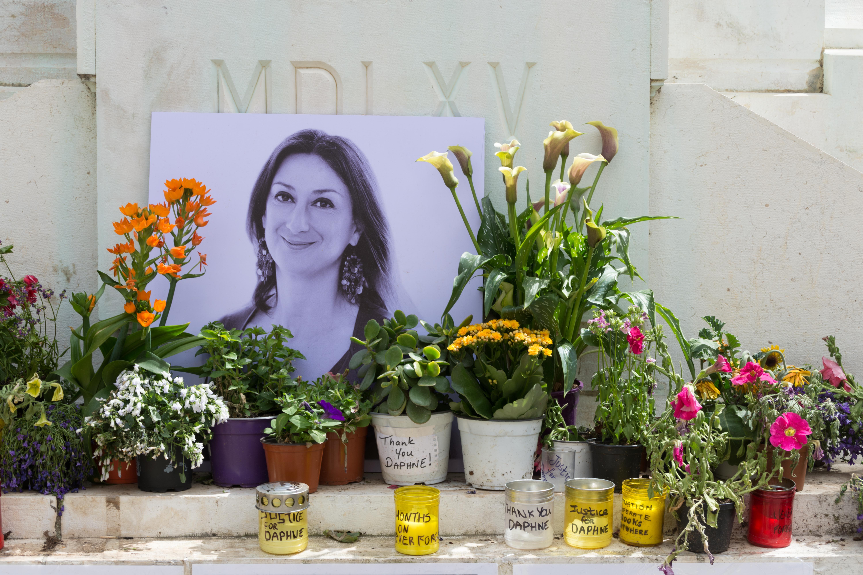 Un bărbat a fost condamnat pentru uciderea jurnalistei malteze Daphne Caruana Galizia