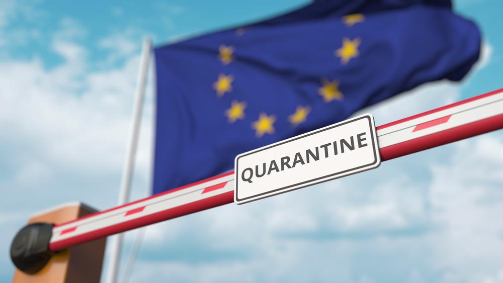 Mai multe state, somate de Comisia Europeană că au impus restricții exagerate anti-COVID