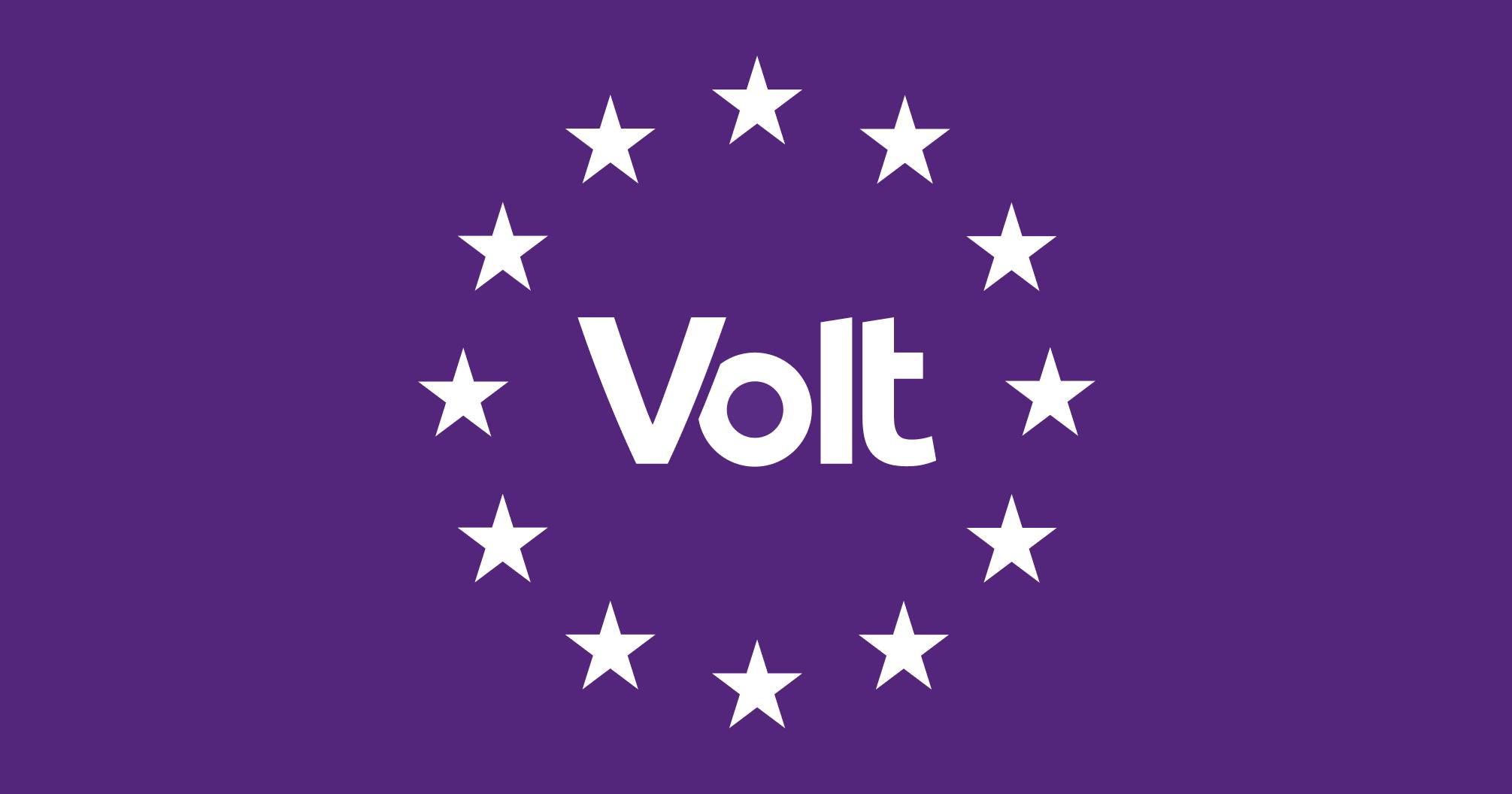 Un nou partid pe scena politică românescă. Ce este Volt și cum se definește
