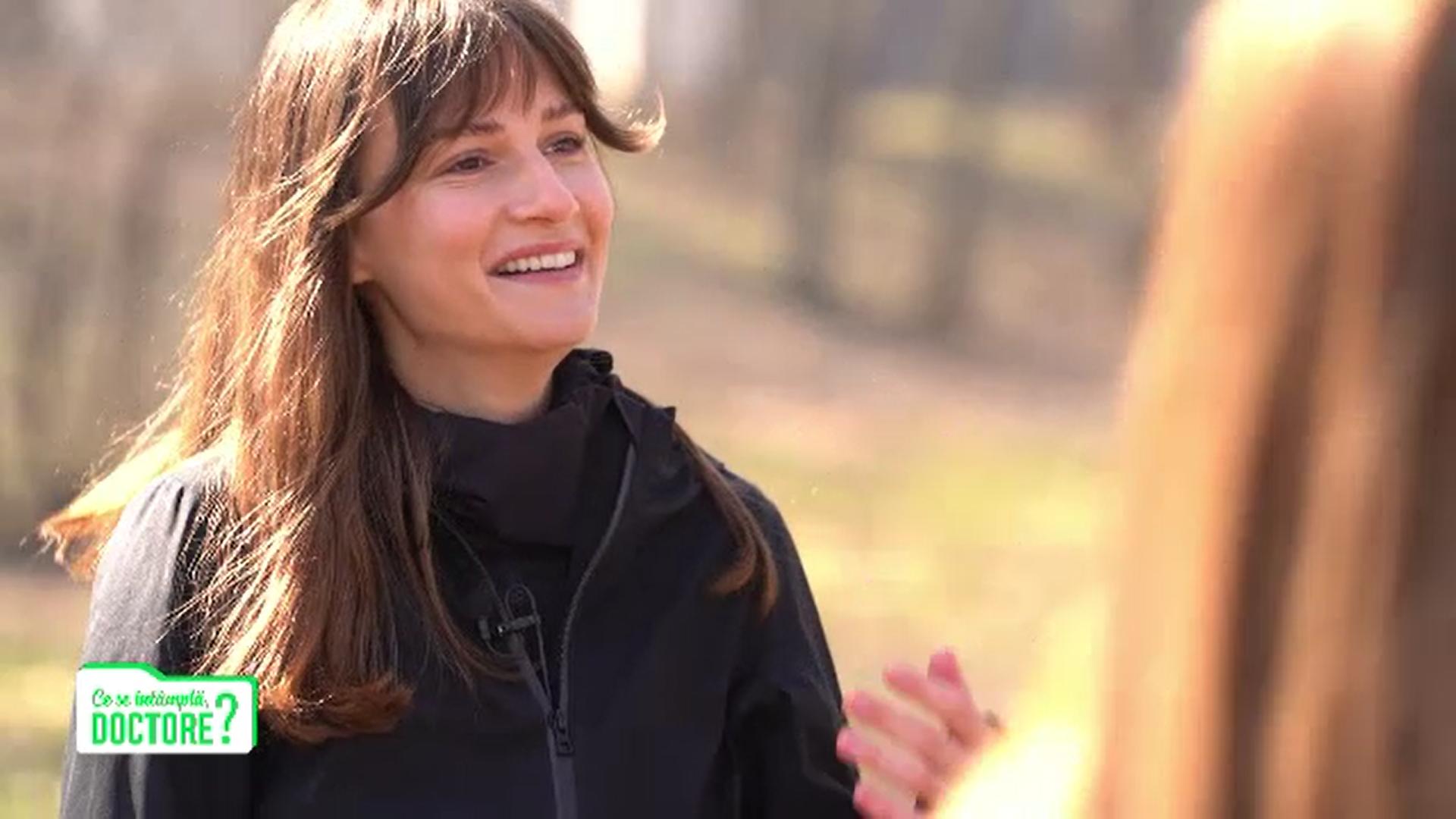 Cum reușește Aida Economu, actrița din serialul Profu`, să se mențină în formă