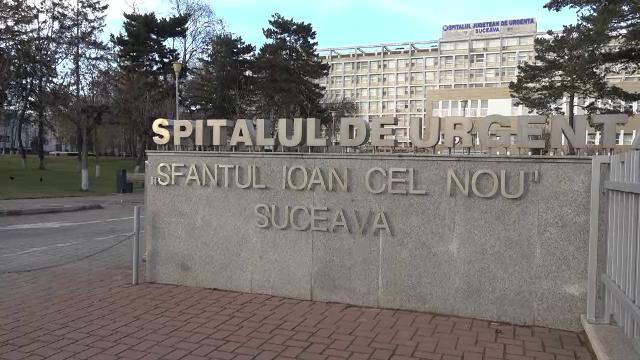 Spitalul Suceava, singurul din țară care permite vizitarea pacienților Covid de la ATI de către familie