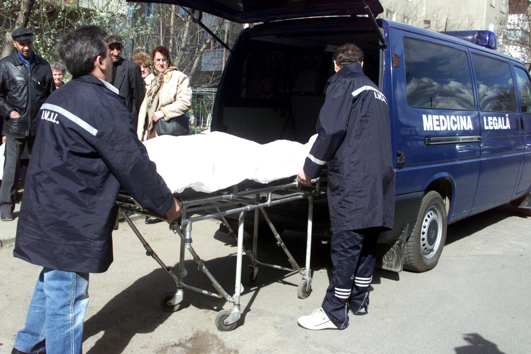 Cadavrul unei femei a fost gasit in lacul din Gaesti