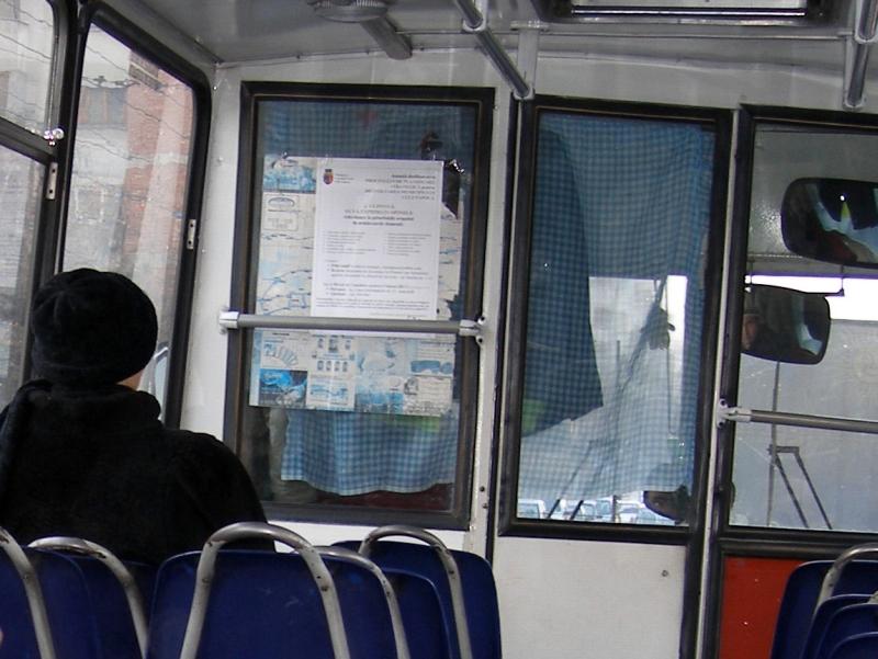 Curse regulate de transport in comun la nivelul comunei Baciu