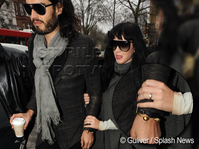 Revista presei: Katy Perry si Russel au plecat sa se casatoreasca in India!