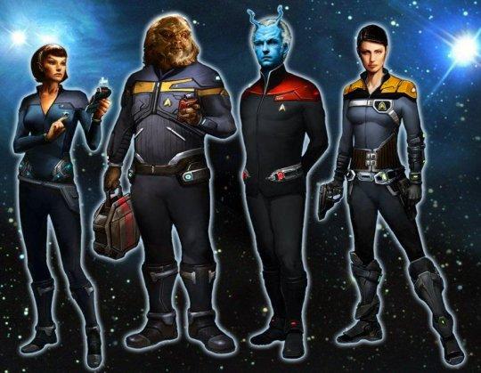 Jocul Star Trek in varianta online va fi disponibil din 2 februarie