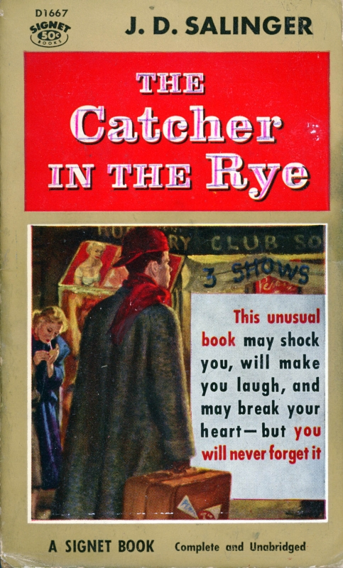 A murit JD Salinger, autorul romanului
