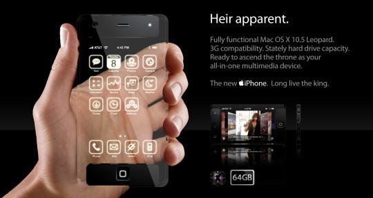 iPhone si iPod vor putea fi incarcate de la bataile inimii noastre