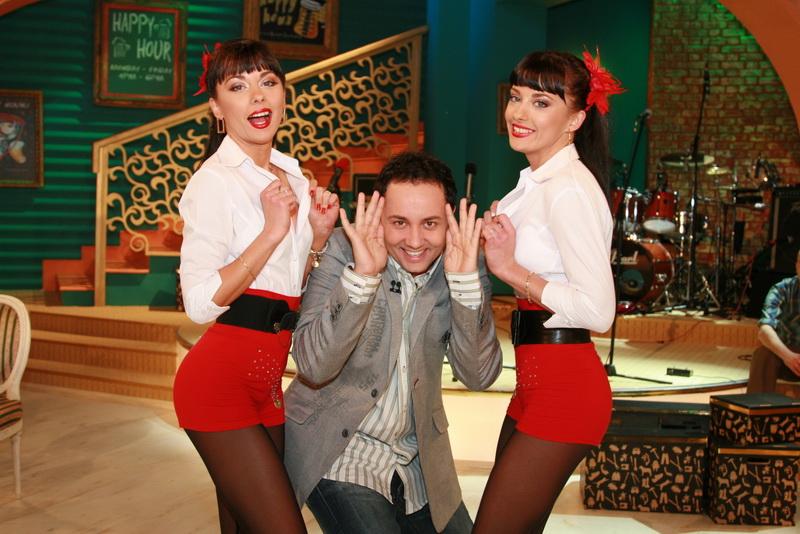 Cheeky Girls vin maine la Happy Hour si vorbesc despre acuzatiile de furt