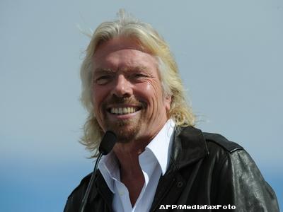 Magnatul britanic Richard Branson, accidentat grav pe o partie de schi