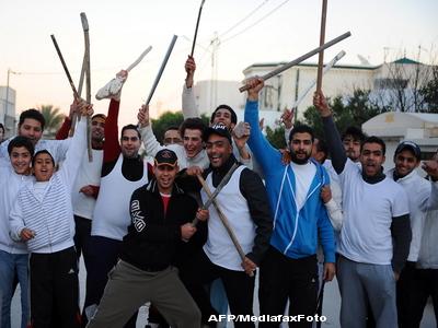 Stare de urgenta in Tunisia. Jafuri in serie si violente stradale. FOTO