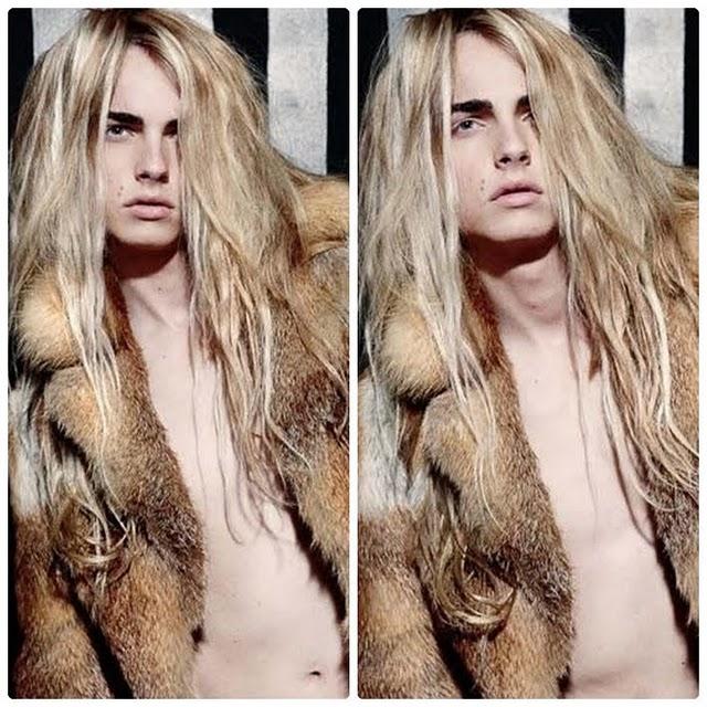Andrej Pejic, un cunoscut top-model masculin, a suportat o operatie de schimbare de sex