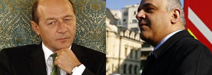 Raed Arafat si Traian Basescu s-au aprins de la ambulante.