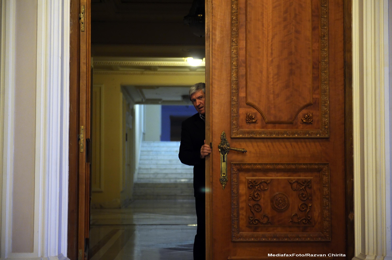 Mircea Diaconu si-a dat demisia din Senat