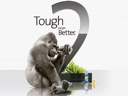 CES 2012: Gorilla Glass 2, cea mai rezistenta sticla din lume. Nu se sparge nici daca sari pe ea