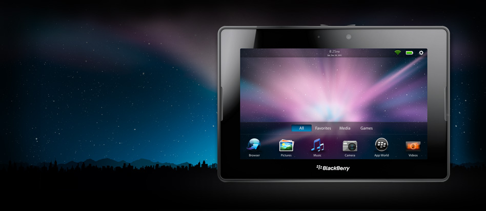 CES 2012: Demonstratie VIDEO BlackBerry PlayBook OS 2.0 - business multimedia